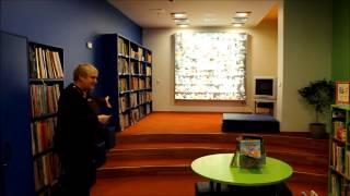 Главная библиотека г. Вентспилс