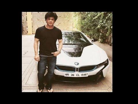 Shahrukh Khan Cars Collection Bmw I8 Bmw 7 Series Rolls Royce