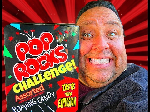 POP ROCKS® & SODA Challenge!!!