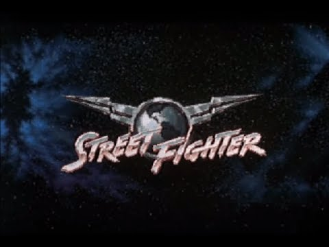 Sega Saturn Longplay [032] Street Fighter: The Movie