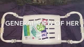 обзор сиденье для ванной НИКА СВ5 / NIKA CB5 bath seat review