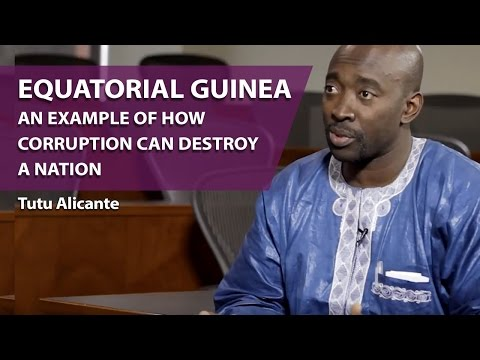 Equatorial Guinea: An Example of How Corruption Can Destroy a Nation
