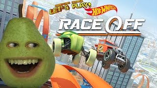 Pear Plays - Hot Wheels Race Off