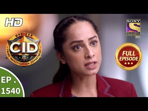 CID - Ep 1540 - Full Episode - 30th  September, 2018