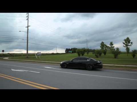 Straight Pipe Pontiac G8