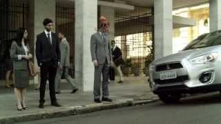 Забавный ролик Mitsubishi ASX
