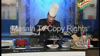 Dawat Ep 55 Part 2 Baked Bun Kebab, Chocolate Fudge Cake