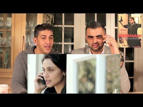 Mardaani Trailer Reaction | Rani Mukerji, Tahir Raj Bhasin, Jisshu Sengupta