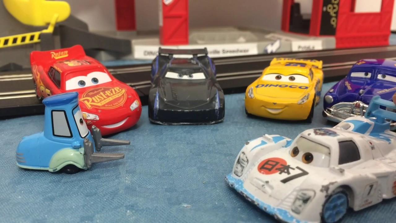 cars 3 rust eze adventures season 2 episode 6 back on track youtube