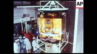 Ariane L04 Startvorbereitungen