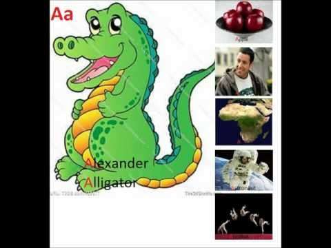 Animal Alphabet Friends