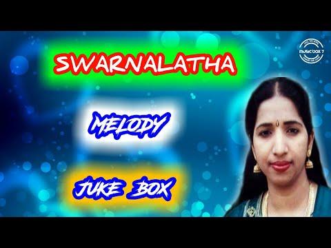 Swarnalatha Songs Hits Vol - 1   Juke Box   Melody   Tamil   Music Box 7