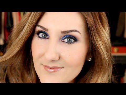 Jewel Blue Makeup Tutorial