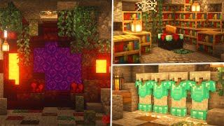 Minecraft: How to Build an Underground Base | Underground Survival Base Tutorial