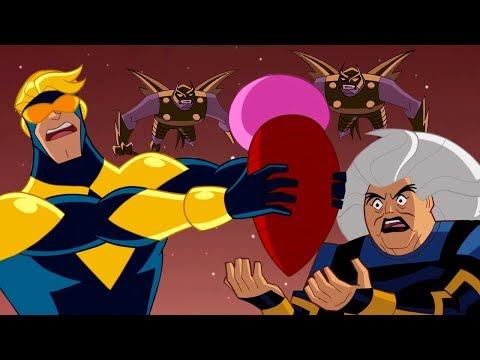 Justice League Action | Specjalna dostawa | Webizod9