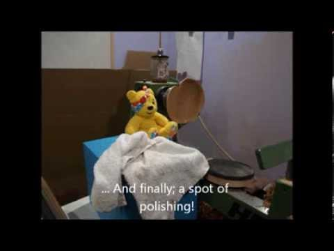 68368e00651a Pudsey spends a day with The Tiny Turner!! - YouTube