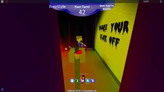 Roblox-Dance Your Blox Off-Poker Face-Freestyle-Duo With freddymannose