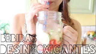 BEBIDAS DESINTOXICANTES! Thumbnail
