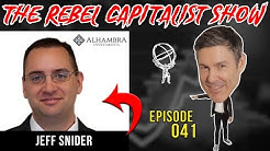 Jeff Snider (Macro/Repo/Eurodollar NINJA!) Rebel Capitalist Show Ep. 41!