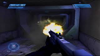 """Halo: Combat Evolved Legendary Playthrough - """"The Library"""" Part 2"""