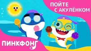 Пикник Акул | Пойте с Акулёнком | Пинкфонг Песни для Детей
