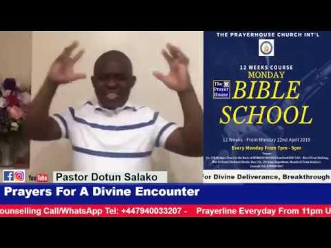 The Aggressive Prayers of the Psalmist - Pastor Bola Salako