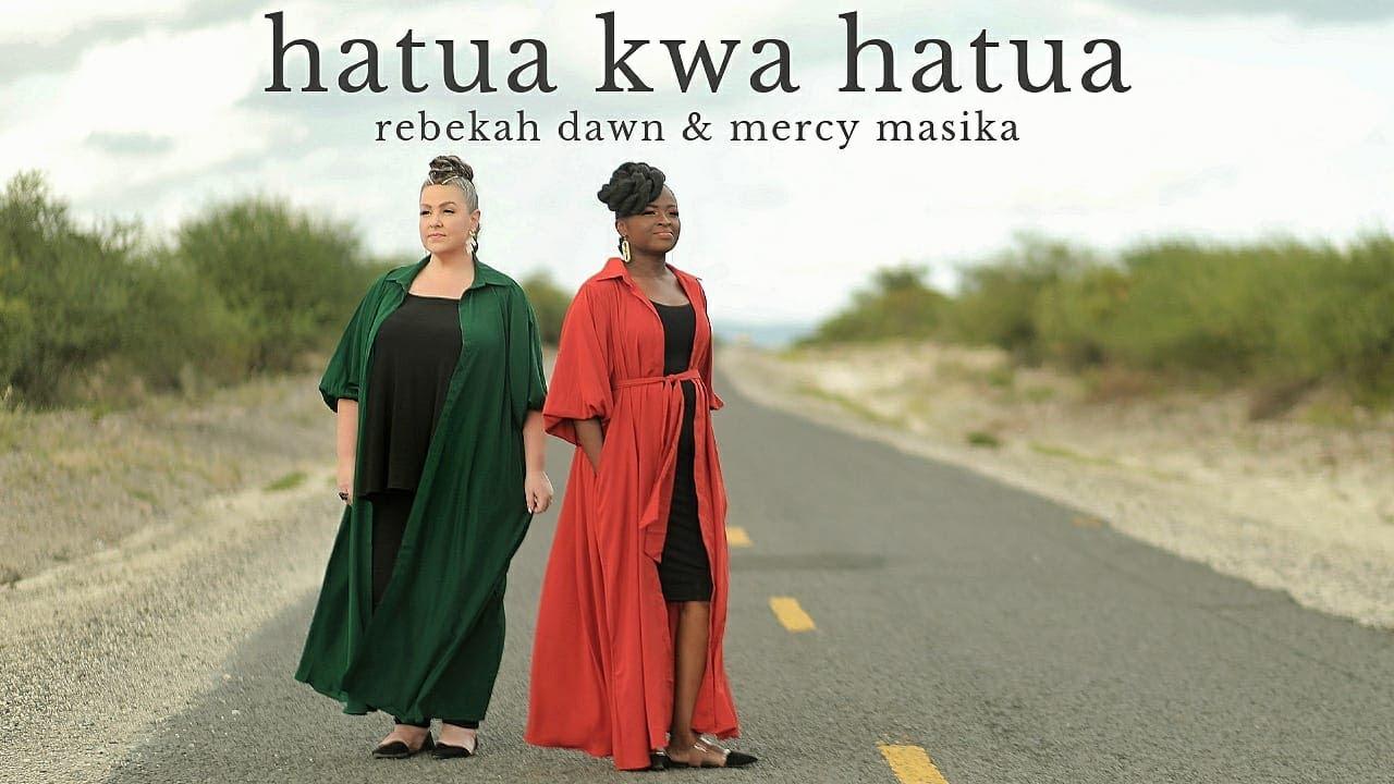 Download Hatua Kwa Hatua - Rebekah Dawn & Mercy Masika (OFFICIAL VIDEO) For SKIZA Dial *811*137#