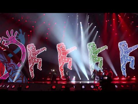 "Italy - 2nd Rehearsal   Francesco Gabbani - ""Occidentalis karma"" (FULL Rehearsal, HD)"