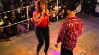Kamnouze ft Nesly - Ton Ange (Live Réunion)