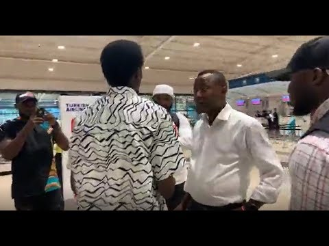 Omoyele Sowore departs Ghana for Lagos ahead of Oyo Rally