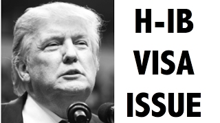 h1b visa issue effect on india upsc ias psc burning issues in hindi