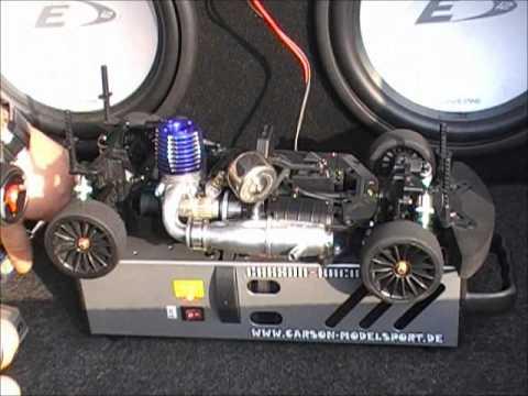 Kyosho Fazer Verbrenner Tuning Audi A4 DTM