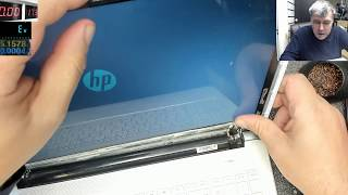 Laptops screen can be repaired? Let's try :)