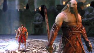 Castlevania Lords of Shadow Chapter 3-2 The Dark Lord of the Lycans