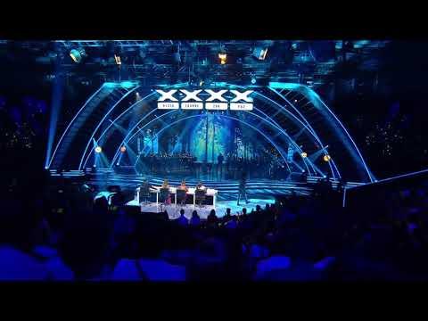 Cristian Losada Semifinalista De Got Talent