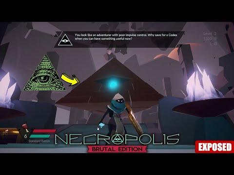 Necropolis Brutal Edition Illuminati Exposed  