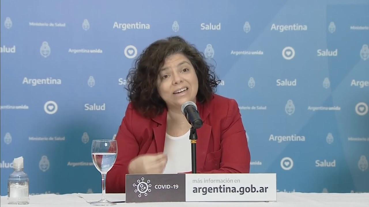 Coronavirus en Argentina: reporte diario del Ministerio de Salud (viernes 7 de agosto)