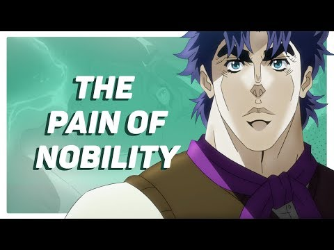 Jonathan Joestar: The Pain of Nobility | Kaleb I.A.