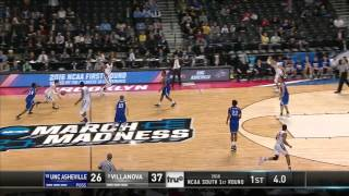 2016 NCAA Tournament Highlights: Villanova's Ryan Arcidiacono