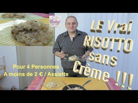 vrai-risotto-cremeux-italien-pour-4-à-moins-de-2€-!!-avec-champignons-&-sans-creme-:-recette-simple