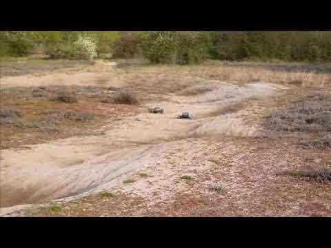 e jato & rustler on the slope april 2012