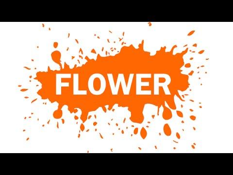 Как читается слово flower