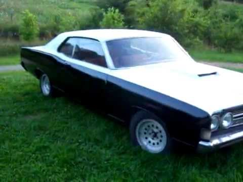 Sold My Classic 1968 Ford Torino