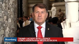 Sen. Rounds Says He Disagrees With Trump's Approach to Russia