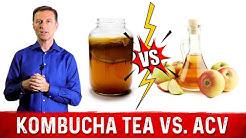 Kombucha Tea vs. Apple Cider Vinegar: Which is Better?