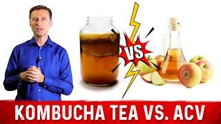 Gambar cover Kombucha Tea vs. Apple Cider Vinegar: Which is Better?