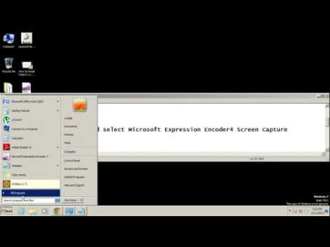 Howto Record Your Desktop Activities in HD