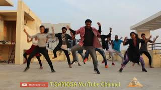 Sodakku Tamil Song DANCE | Suresh choreography | HS Dance World | t-samosa