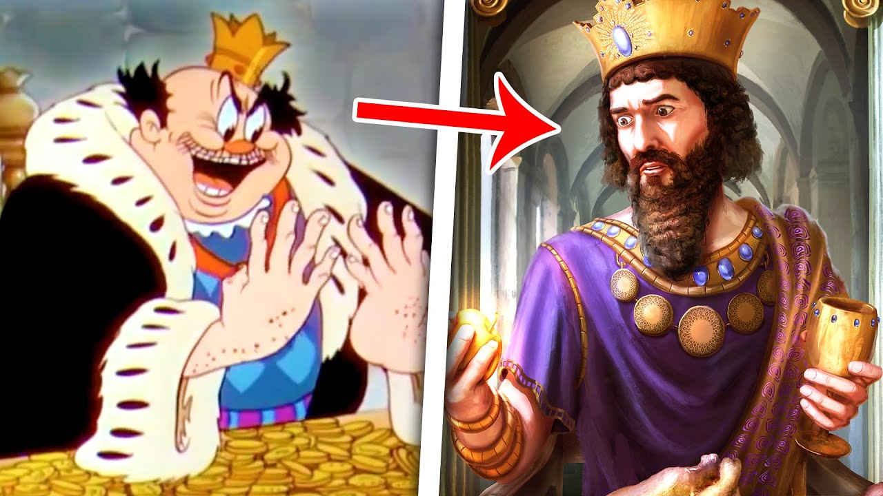 The Messed Up Origins of King Midas and the Golden Touch | Mythology Explained - Jon Solo