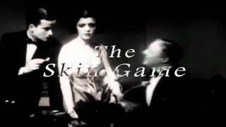 THE SKIN GAME  -  Alfred Hitchcock (1931)